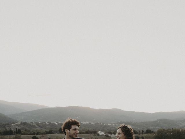 Il matrimonio di Samuele e Caterina a Poppi, Arezzo 40