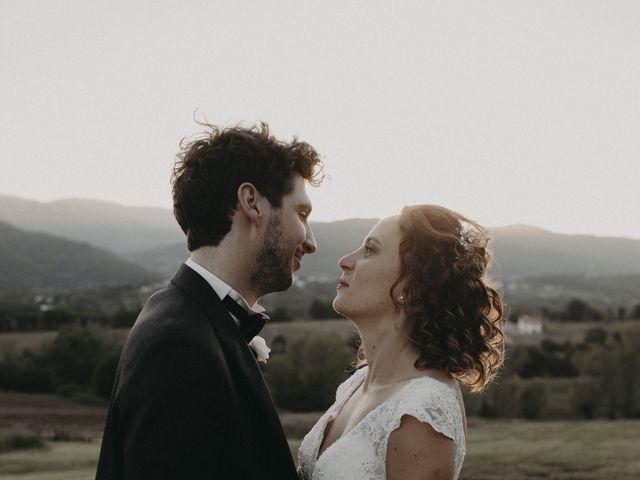 Il matrimonio di Samuele e Caterina a Poppi, Arezzo 42