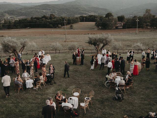 Il matrimonio di Samuele e Caterina a Poppi, Arezzo 43