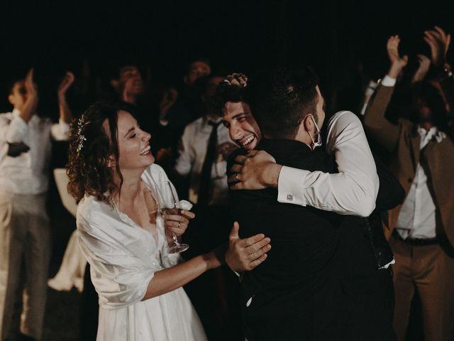 Il matrimonio di Samuele e Caterina a Poppi, Arezzo 55