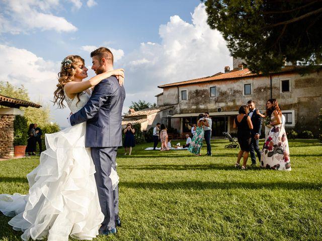 Il matrimonio di Bibiana e Francesco a Roma, Roma 14