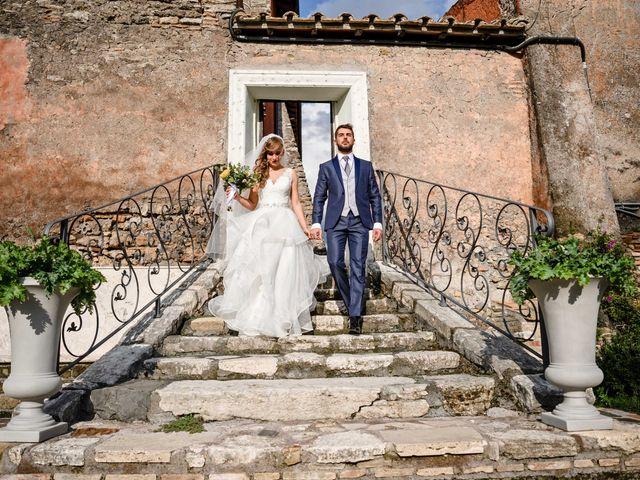 Il matrimonio di Bibiana e Francesco a Roma, Roma 21