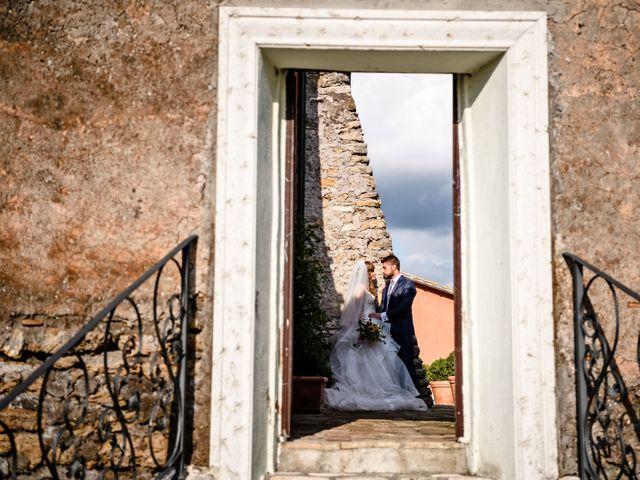 Il matrimonio di Bibiana e Francesco a Roma, Roma 1