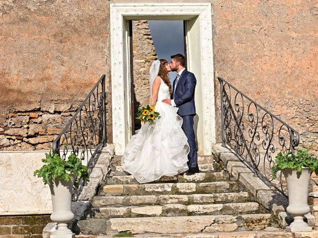Il matrimonio di Bibiana e Francesco a Roma, Roma 37