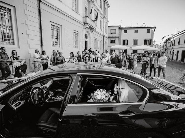 Il matrimonio di Consuelo e Nicola a Fauglia, Pisa 21