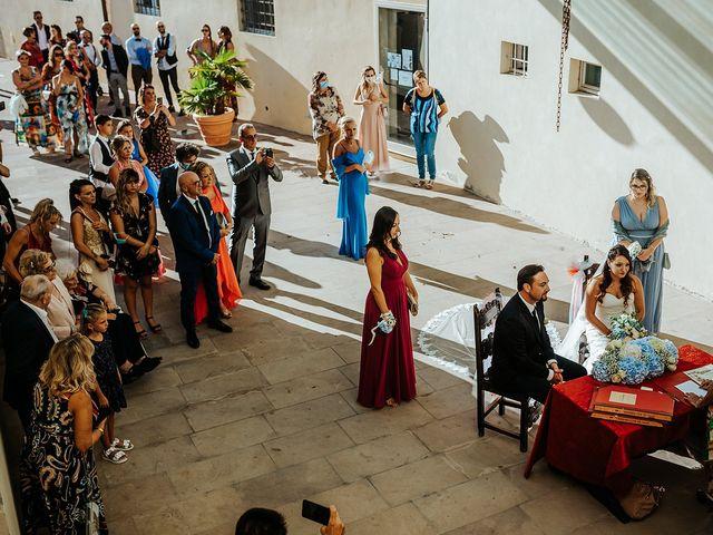 Il matrimonio di Consuelo e Nicola a Fauglia, Pisa 24