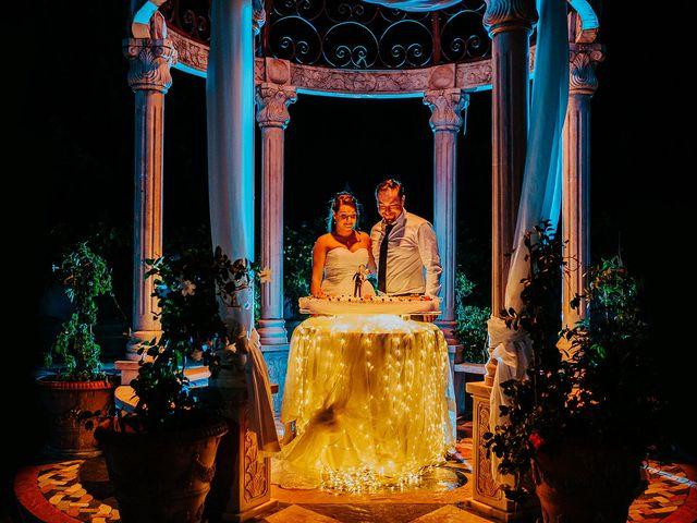 Il matrimonio di Consuelo e Nicola a Fauglia, Pisa 43