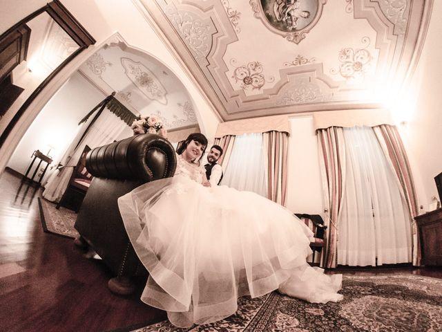 Il matrimonio di Luca Marconi e Lucia Torriani a Macerata, Macerata 5