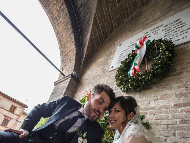 Il matrimonio di Luca Marconi e Lucia Torriani a Macerata, Macerata 7