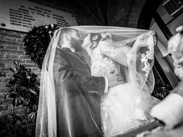Il matrimonio di Luca Marconi e Lucia Torriani a Macerata, Macerata 8