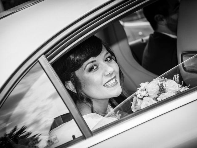Il matrimonio di Luca Marconi e Lucia Torriani a Macerata, Macerata 15