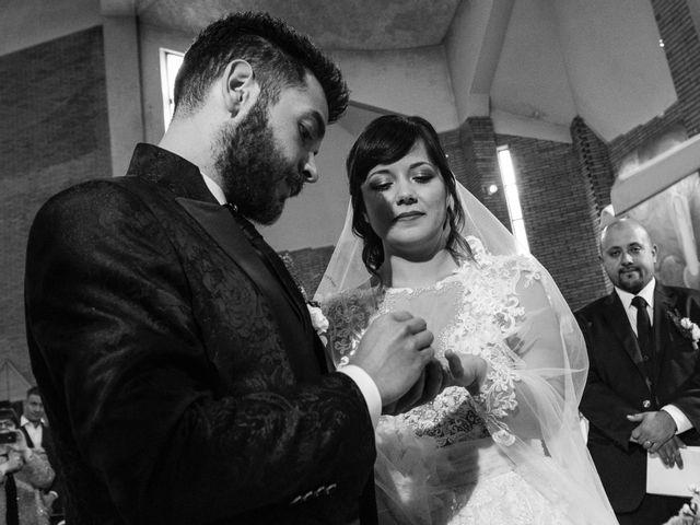 Il matrimonio di Luca Marconi e Lucia Torriani a Macerata, Macerata 17