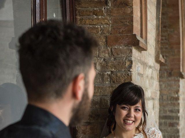 Il matrimonio di Luca Marconi e Lucia Torriani a Macerata, Macerata 20