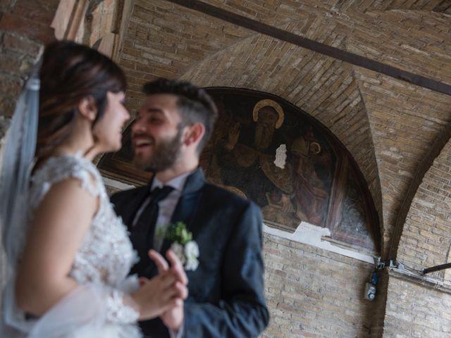 Il matrimonio di Luca Marconi e Lucia Torriani a Macerata, Macerata 21