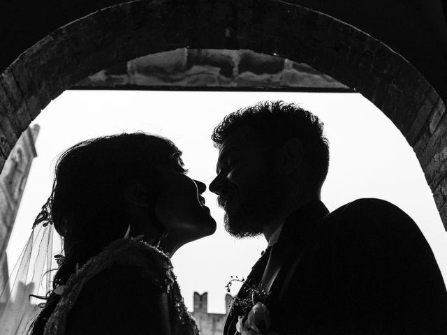 Il matrimonio di Luca Marconi e Lucia Torriani a Macerata, Macerata 22