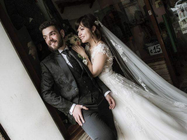Il matrimonio di Luca Marconi e Lucia Torriani a Macerata, Macerata 24