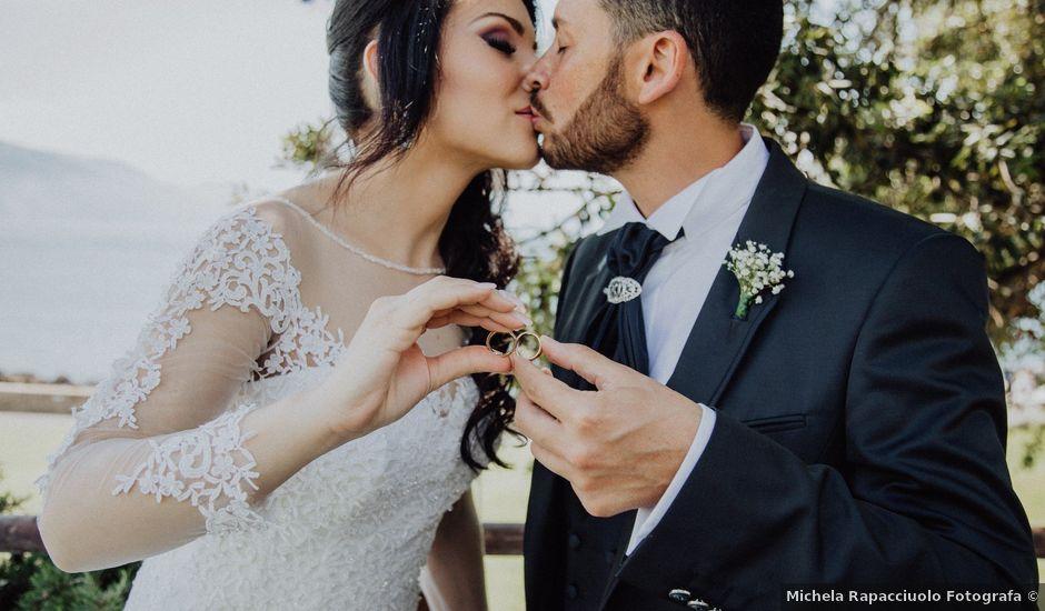 Il matrimonio di Ciro e Imma a Torre Annunziata, Napoli