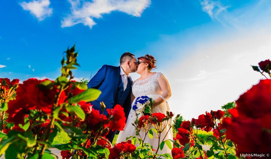 Il matrimonio di Mirco e Veronica a Concesio, Brescia