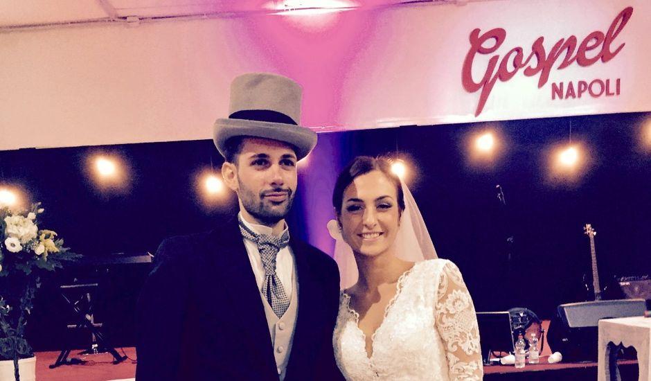 Il matrimonio di Davide e Carmela a Napoli, Napoli