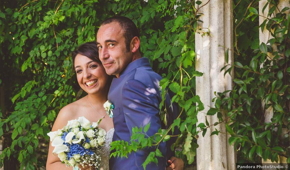 Il matrimonio di Cristiano e Dalila a Novara, Novara