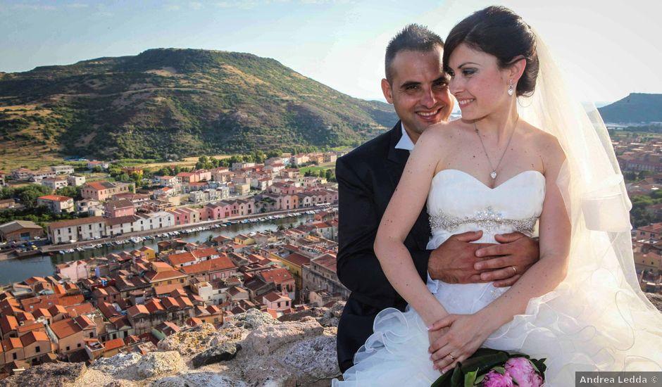 Il matrimonio di Marco e Ilaria a Bosa, Nuoro