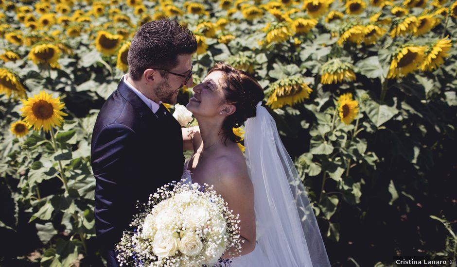 Il matrimonio di Nicola e Elisabetta a Sanguinetto, Verona