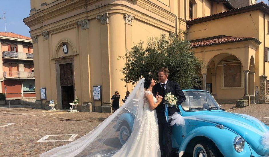 Il matrimonio di Martina e Yuri a Brembate di Sopra, Bergamo