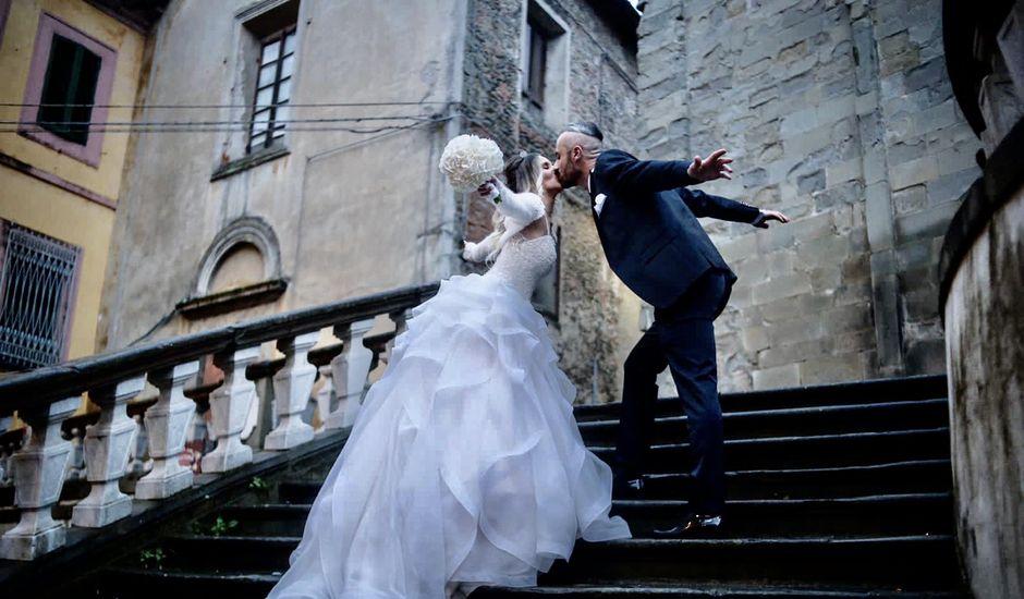 Il matrimonio di Christian e Desy a Pescia, Pistoia