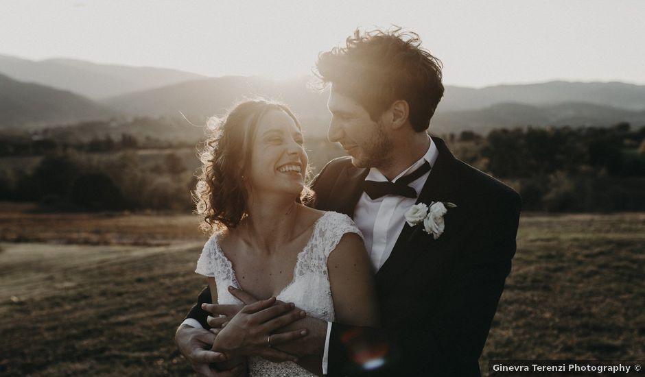 Il matrimonio di Samuele e Caterina a Poppi, Arezzo