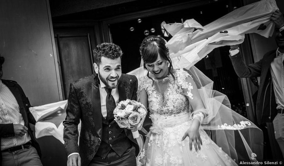 Il matrimonio di Luca Marconi e Lucia Torriani a Macerata, Macerata