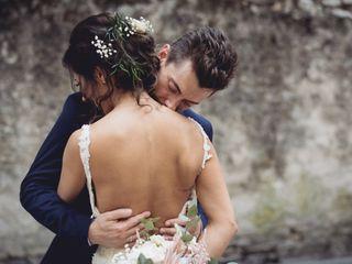 Le nozze di Edilaine e Stefano