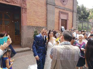 Le nozze di Mariana e Nicola