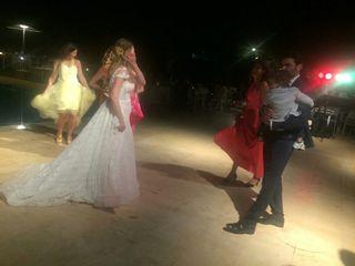 Le nozze di Giancarlo e Natascia