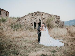 Le nozze di Martina e Maurizio