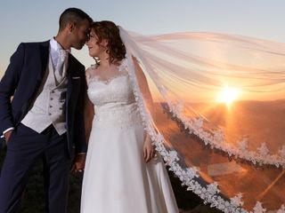 Le nozze di Mariangela e Riccardo