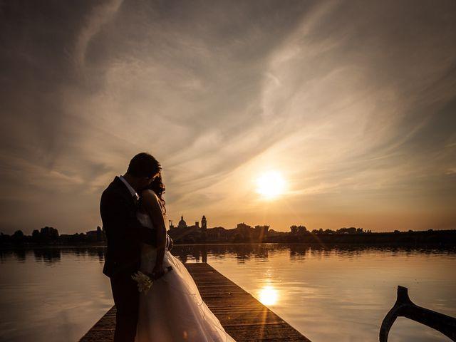Il matrimonio di Peter e Silvia a Roncoferraro, Mantova 2