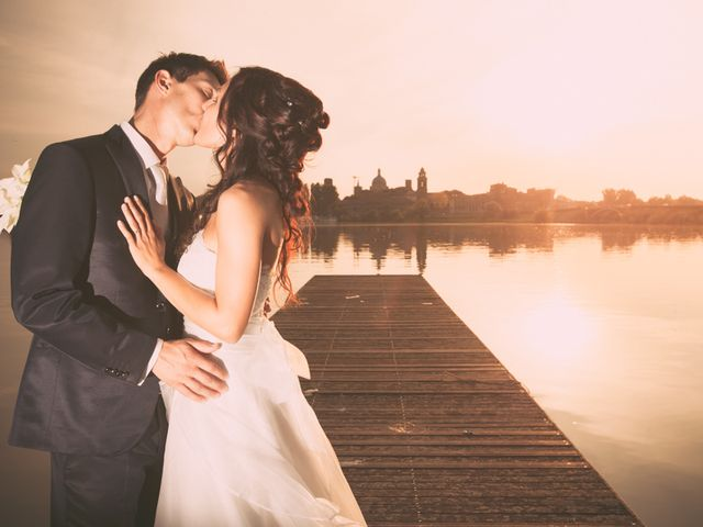 Il matrimonio di Peter e Silvia a Roncoferraro, Mantova 10