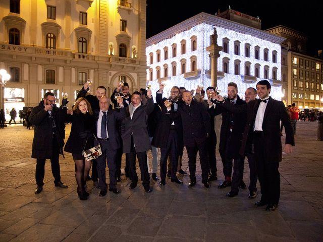 Il matrimonio di Carlo e Jessica a Firenze, Firenze 16