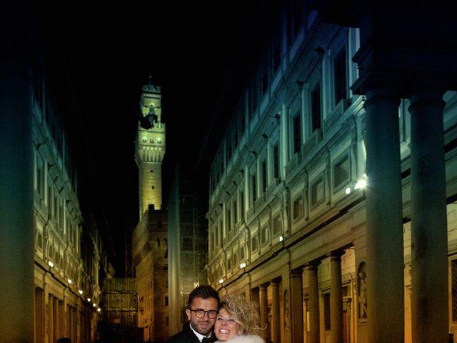 Il matrimonio di Carlo e Jessica a Firenze, Firenze 34