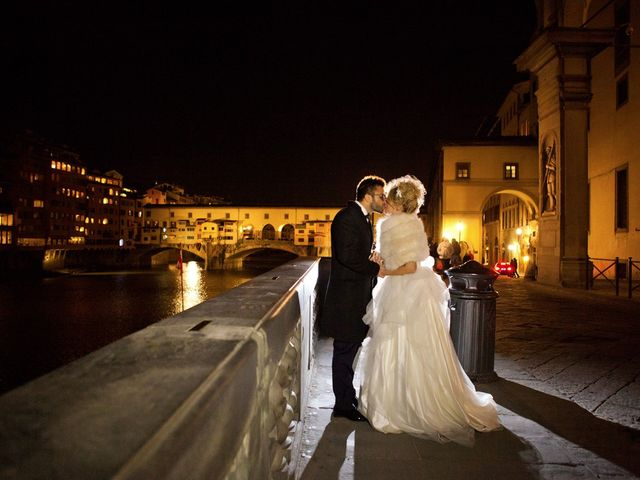 Il matrimonio di Carlo e Jessica a Firenze, Firenze 36