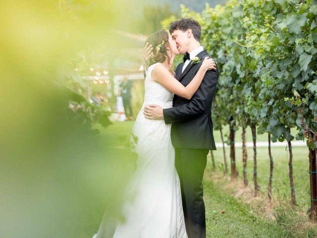 Il matrimonio di Marco e Giulia a Albino, Bergamo 4