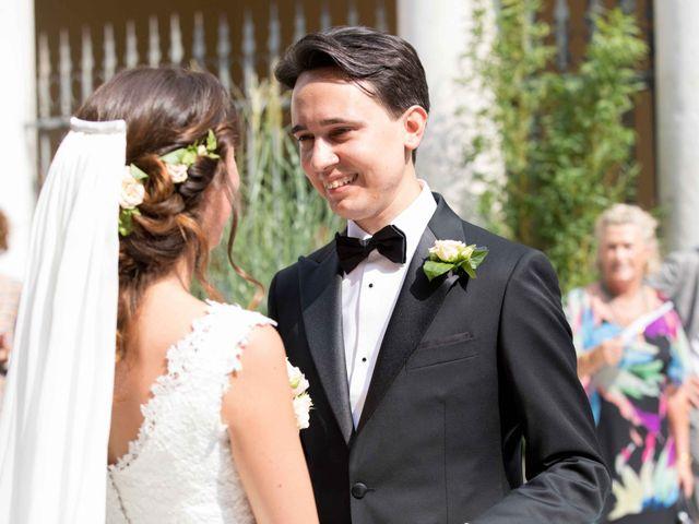 Il matrimonio di Marco e Giulia a Albino, Bergamo 57