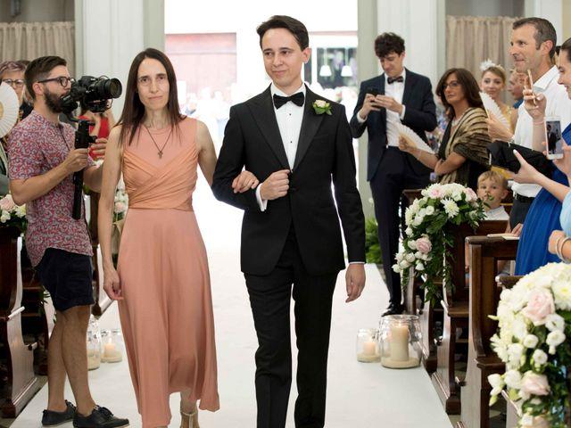 Il matrimonio di Marco e Giulia a Albino, Bergamo 60