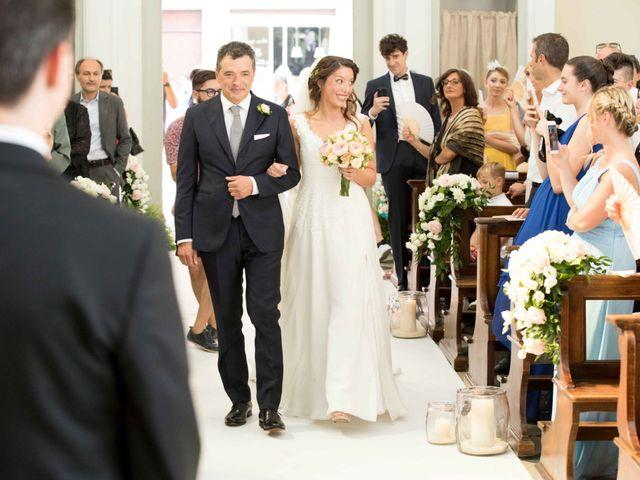 Il matrimonio di Marco e Giulia a Albino, Bergamo 63