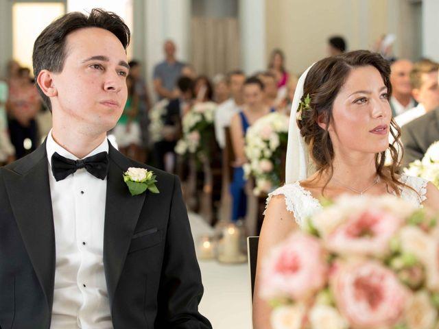 Il matrimonio di Marco e Giulia a Albino, Bergamo 65