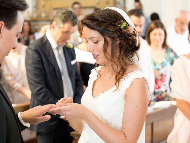 Il matrimonio di Marco e Giulia a Albino, Bergamo 74