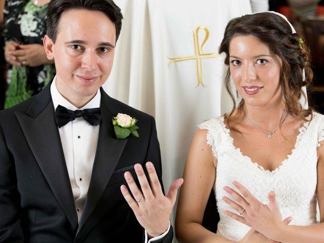 Il matrimonio di Marco e Giulia a Albino, Bergamo 78