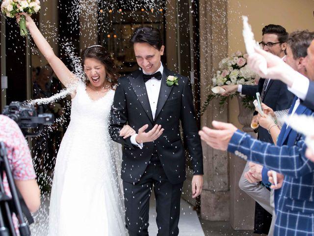 Il matrimonio di Marco e Giulia a Albino, Bergamo 83