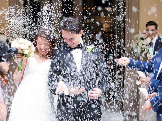 Il matrimonio di Marco e Giulia a Albino, Bergamo 84