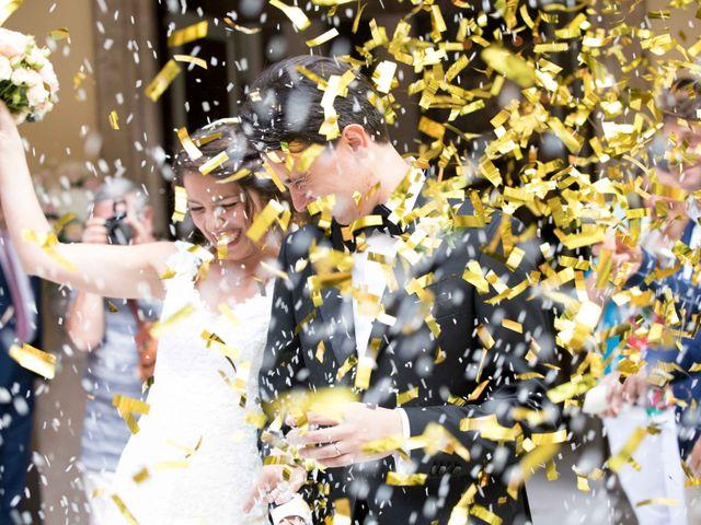 Il matrimonio di Marco e Giulia a Albino, Bergamo 85